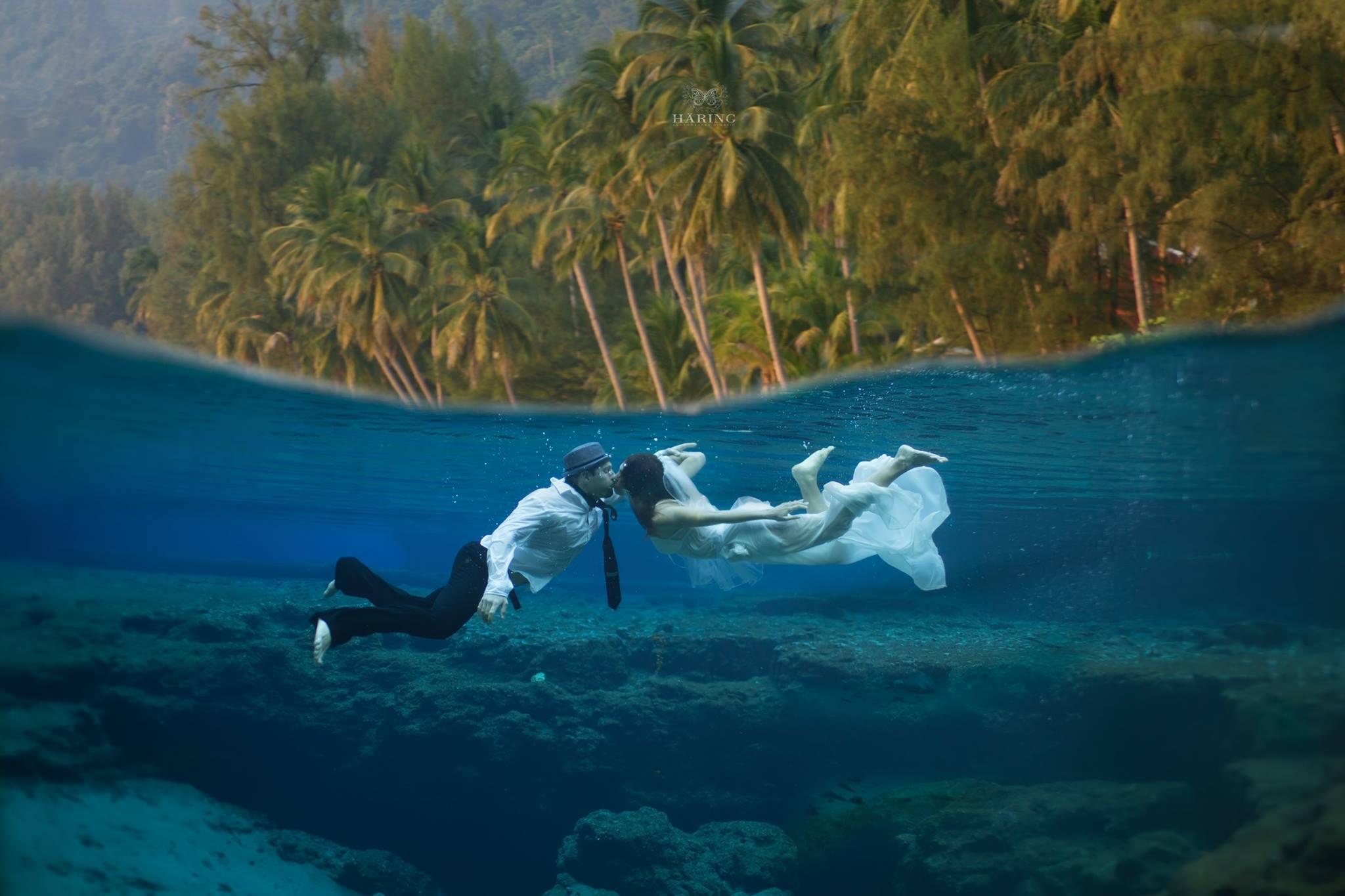 legvagányabb tengerparti esküvők