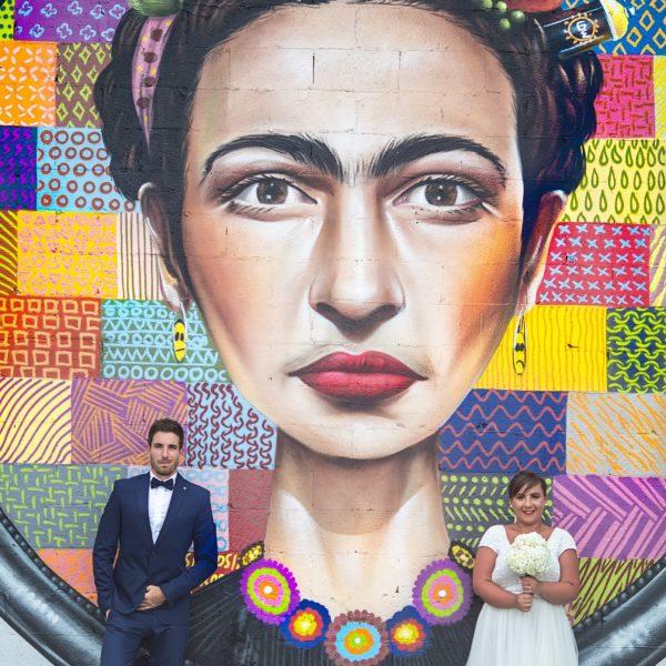 Andrea + Gábor Miamiban