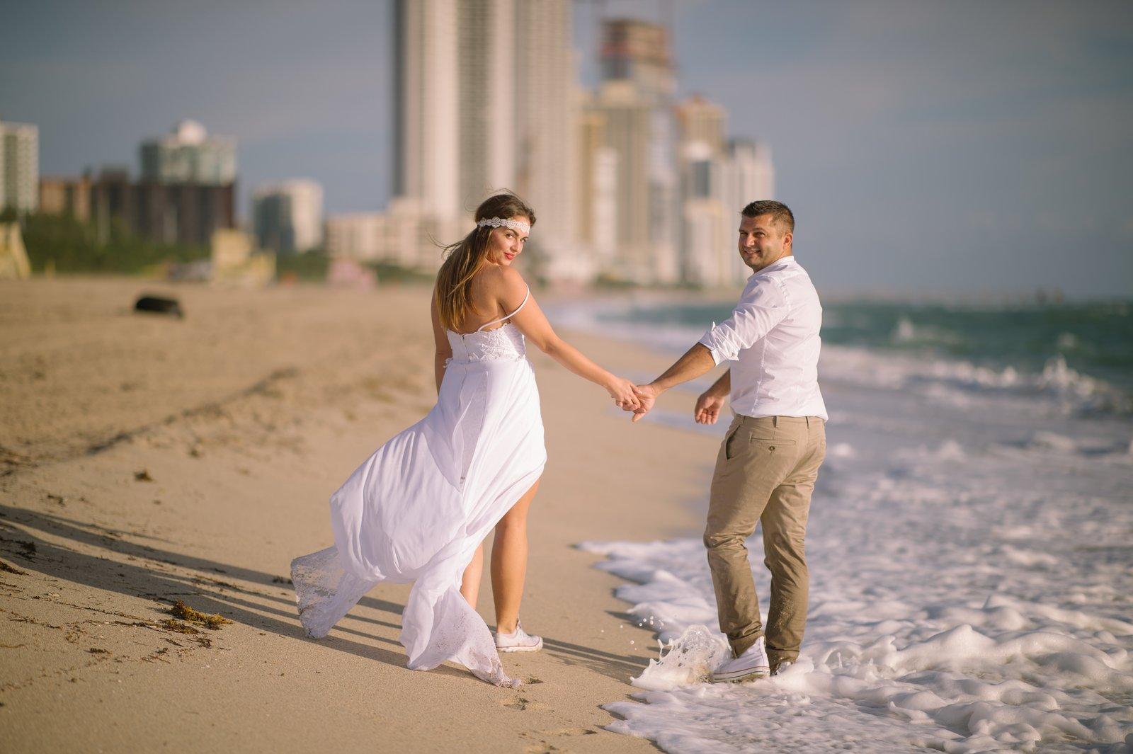 Kulfoldi eskuvo Miamiban