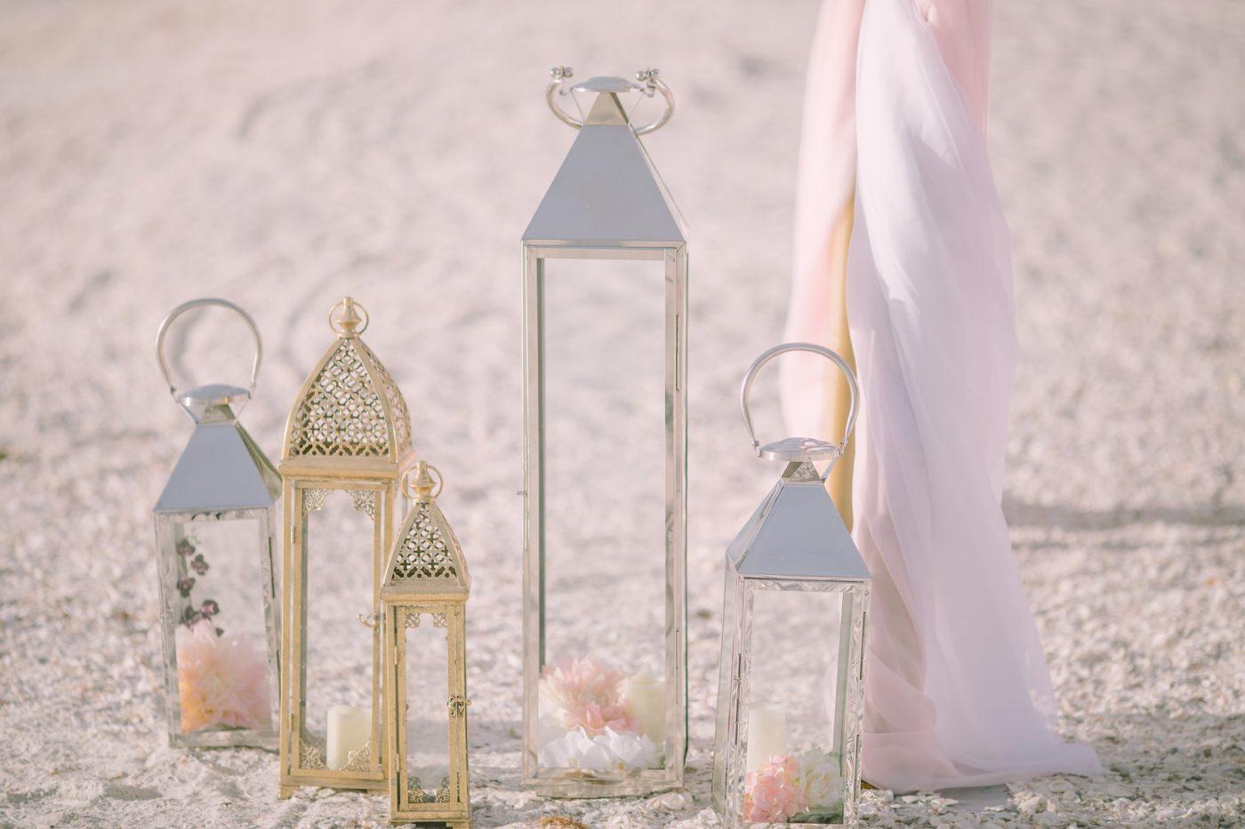 esküvői dekoráció miami
