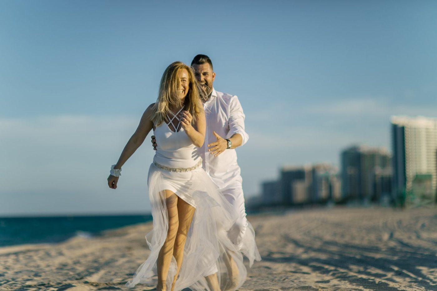 tengerparti esküvő csomag