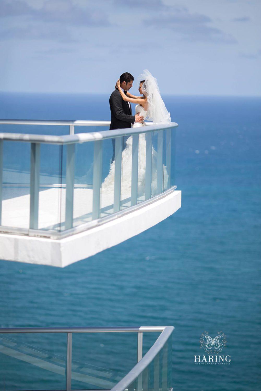 tengerparti esküvő szervezése
