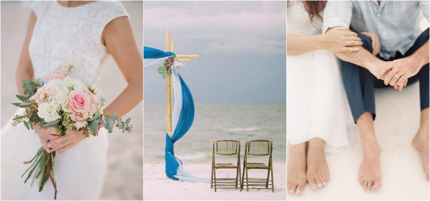 tengerparti esküvő heszínek trópusi esküvő pálmafák exotikus