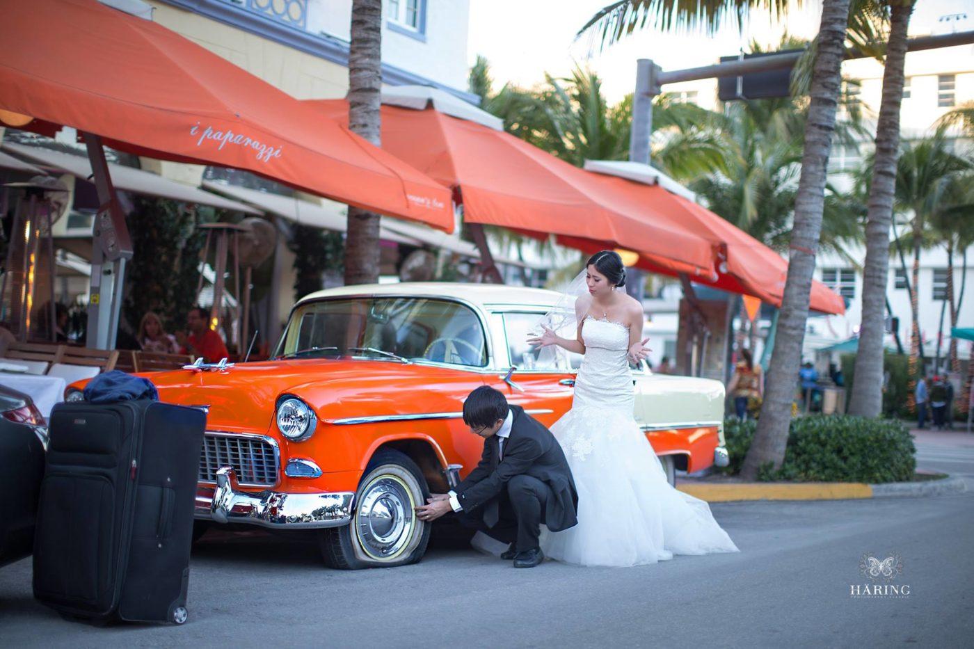 miami tengerparti esküvő